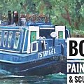 Boat Paintings and Sculpture - Art Group